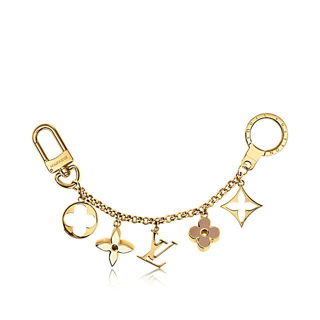 louis-vuitton-fleur-de-monogram-bag-charm-chain-key-holders-bag-charms-more--M65111_PM2_Front view