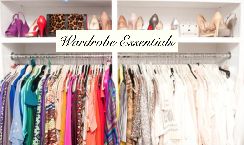 Trends: Start Off the New Year With a New Wardrobe
