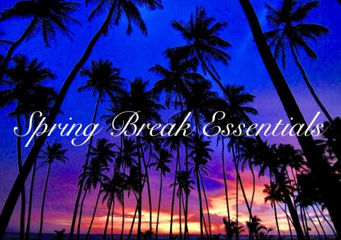 Fashion Haul: 10 Bikini's Necessary for Spring Break '16
