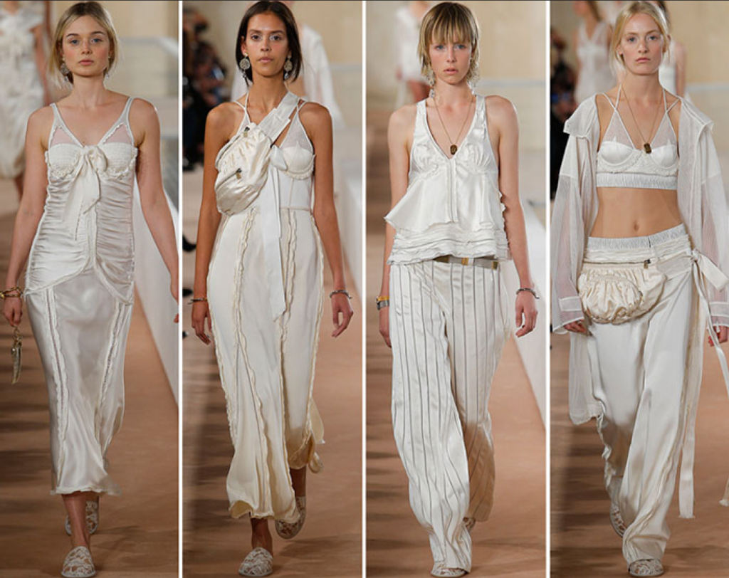 Trend Alert: Is Ruching Making a Comeback?