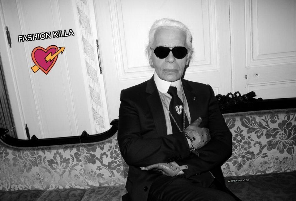 Fashion Icon: Karl Lagerfeld
