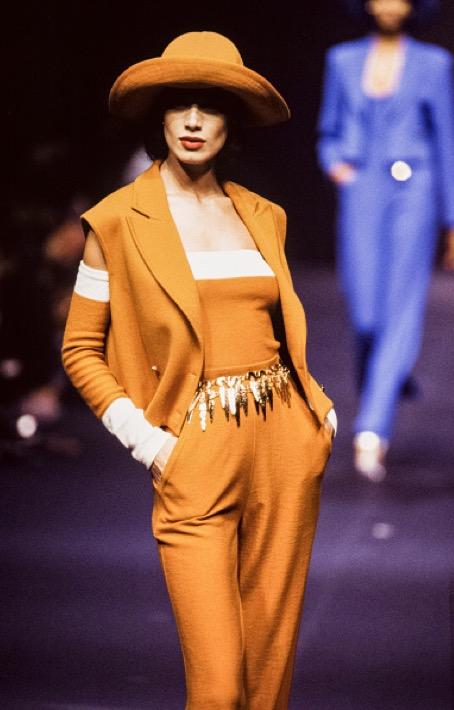 Sonia Rykiel - Runway - Ready To Wear Spring/Summer 1992-1993