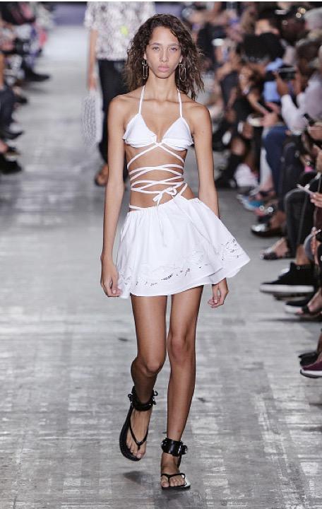 Alexander Wang - Runway RTW - Spring 2017 - New York Fashion