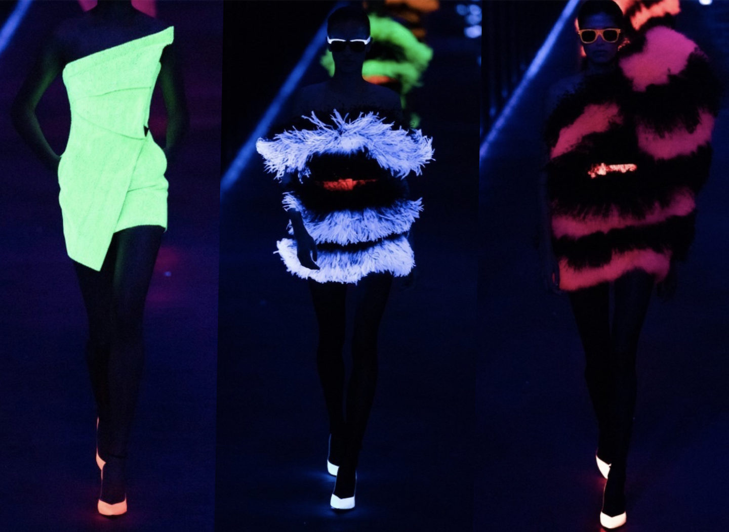 Latest 2019 Trend: Neon Dominating the Runway and the Fashion Scene