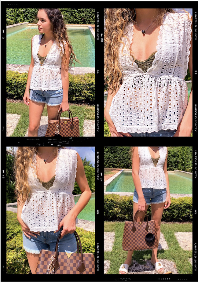 Lace: The Hottest Summer Trend