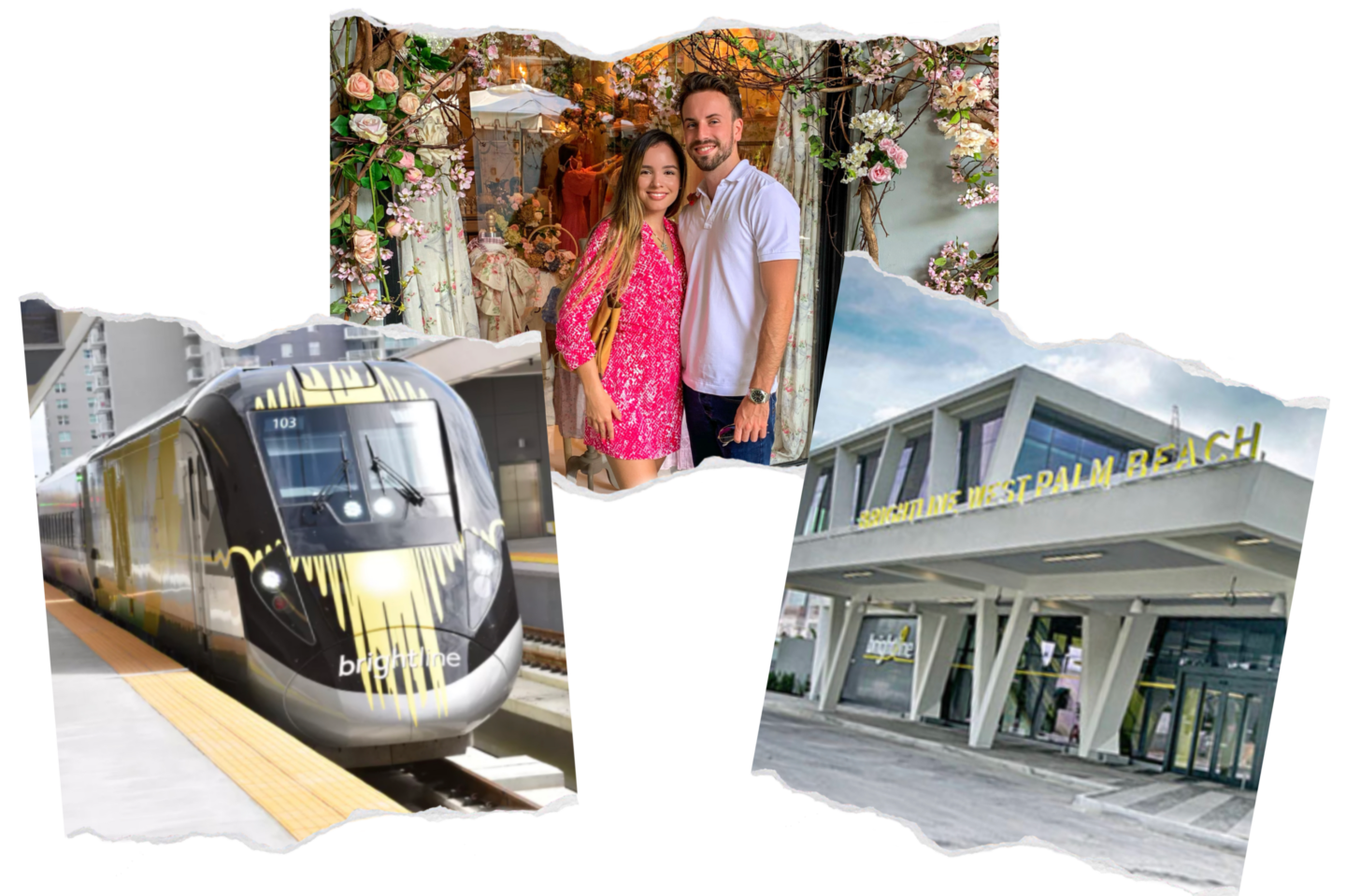 Brightline, Miami date night ideas